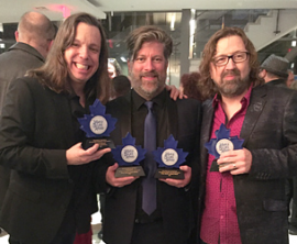 Paul Deslauriers Band Wins Four Maple Blues Awards