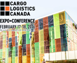 Cornwall to Exhibit at Cargo Logistics 2016