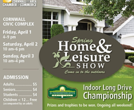 Welcome Spring with the Home & Leisure Show