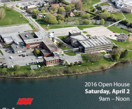 College Open House this Saturday April 2