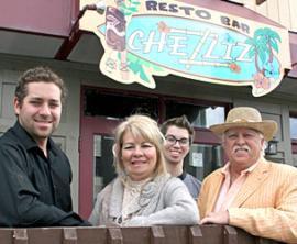 Chez Liz Resto Bar Welcome Addition to Le Village