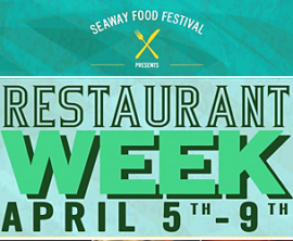 Restaurant Week is back – bigger than ever!