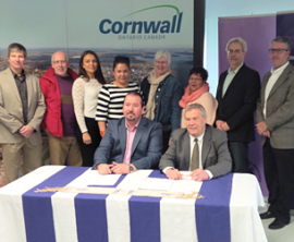 New Ownership Agreement for Cornwall Harbour Lands