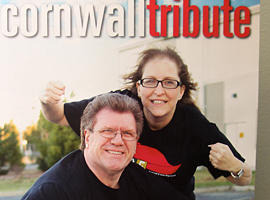 Cornwall Tribute Features the Softer Side of the City
