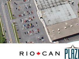 RioCan Partners with Plaza to Redevelop Eastcourt Mall