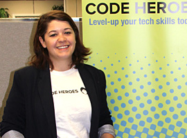 Technology Made Fun by Code Heroes