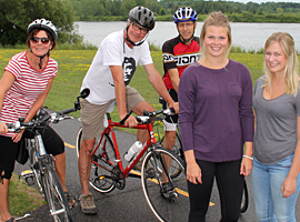 MS Bike Tour to Roll into Cornwall