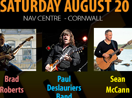 Cornwall Musicfest Set To Rock Out This Saturday