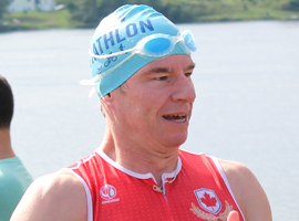Athletes Gearing Up for Cornwall Triathlon This Weekend