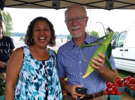 Community is (Re)discovering Local Food