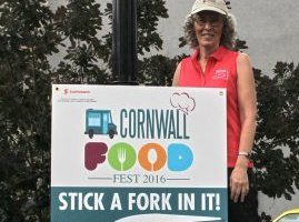 The Countdown is on for Cornwall's Second Annual Food Fest