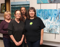 Juried Art Exhibition this Month at Cornwall Square