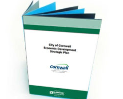 Cornwall has a new Economic Development Strategic Plan