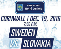 Sweden Slovakia and Denmark add World Junior Flavour to Cornwall