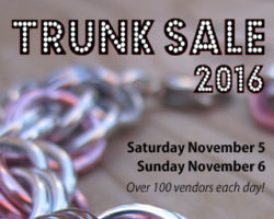 Trunk Sale Has Become A Fall Favourite
