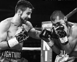 Tony Luis Signs with Liveco Boxing