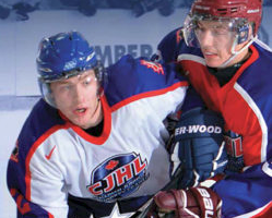 Excitement Building for CJHL Prospects Game
