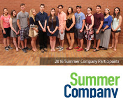 Summer Company 2017 Open for Applications