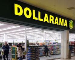 Dollarama Opens at Cornwall Square