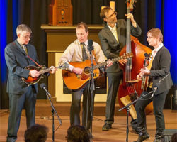Woodsmoke Bluegrass Jamboree Returns to Cornwall