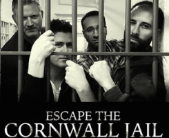 Escape the Cornwall Jail