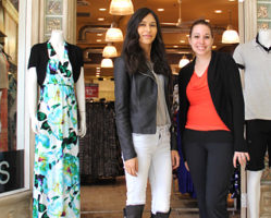 New Clothing Store Opens at Cornwall Square