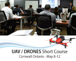 New Drone Course at NAV Centre