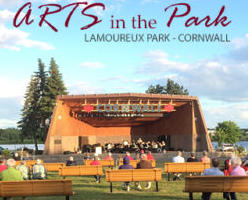 Arts in the Park to fill Lamoureux Park with Music