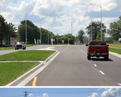 Brookdale Avenue Reopens to Traffic