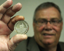 Canada 150 Celebrated with Commemorative Cornwall Coin