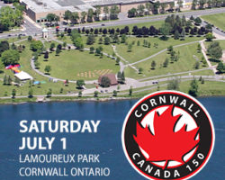 Canada Day Celebrations in Lamoureux Park