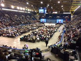 Cornwall Welcomes over 8,000 Jehovah's Witnesses