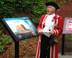 Cornwall Historic Walking Tour Adds Downtown Plaques