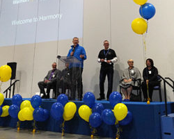 Walmart Logistics Celebrates Opening of Harmony DC