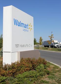 Walmart Logistics Adding Positions In Cornwall Choose