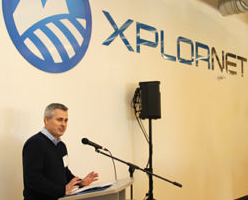 Xplornet Celebrates Official Opening of New Office in Cornwall