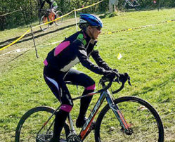 Cyclocross Race in Lamoureux Park this Weekend