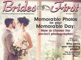 Inaugural Edition of Brides First in time for Wedding Expo