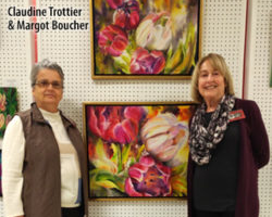 Local Art on Display at the Benson Centre