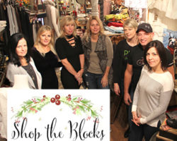 Shop the Blocks Celebrates Downtown Shopping