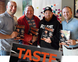 Taste Magazine Celebrates Dining and Shopping in Cornwall