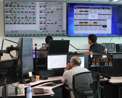 New Control Room at R.H. Saunders Generating Station Oversees Power in Eastern Ontario