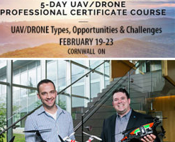 Drone Course Set to Fly Again at NAV CENTRE
