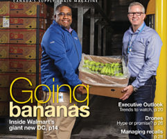 Walmart Logistics Featured in MM&D Magazine