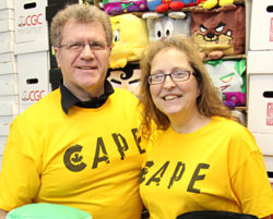 Pop Culture Fans Gearing Up for CAPE