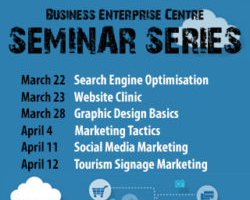 Cornwall Business Enterprise Centre Launches Seminar Series