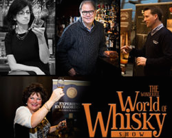 Experts Add Value to the Wonderful World of Whisky Experience
