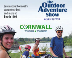 Cornwall Tourism at Outdoor Adventure Show