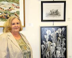 Local Art on Display at Cornwall Square
