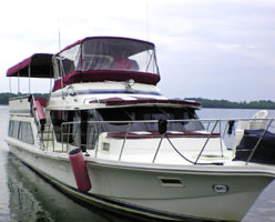 Take a Cruise on St. Lawrence River